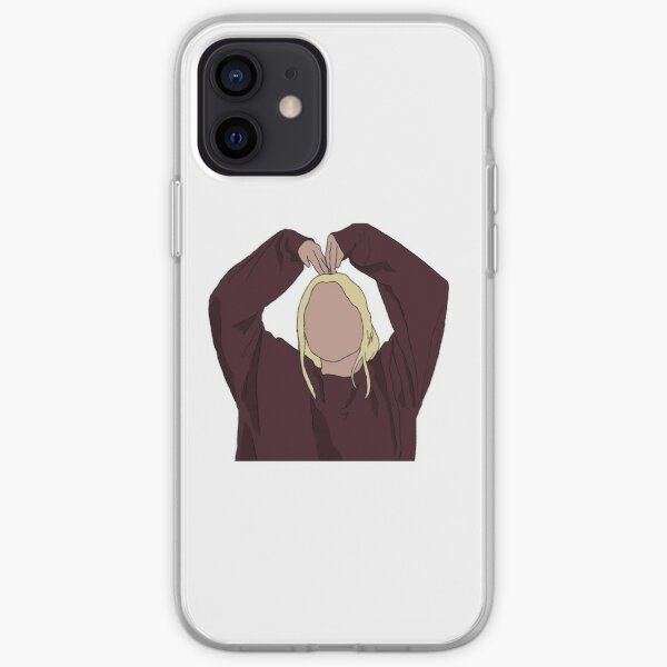 Niki Nihachu Heart Arms iPhone Soft Case RB0107 product Offical Nihachu Merch