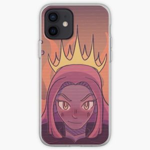 Niki Nihachu, Anarchy Queen iPhone Soft Case RB0107 product Offical Nihachu Merch