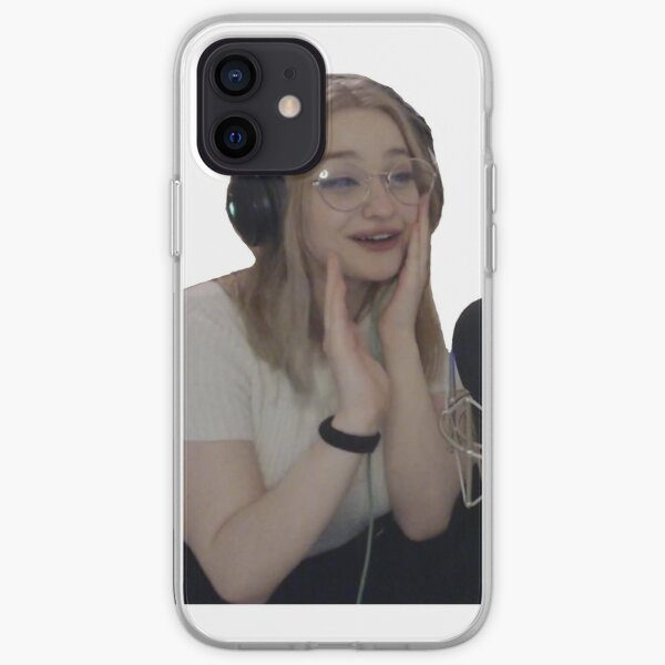 Niki nihachu cute happy iPhone Soft Case RB0107 product Offical Nihachu Merch