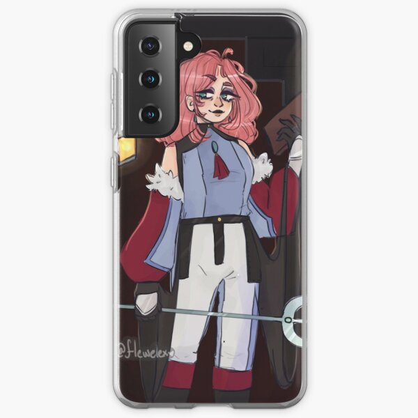 Syndicate Niki Samsung Galaxy Soft Case RB0107 product Offical Nihachu Merch