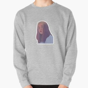 niki nihachu sticker Pullover Sweatshirt RB0107 product Offical Nihachu Merch