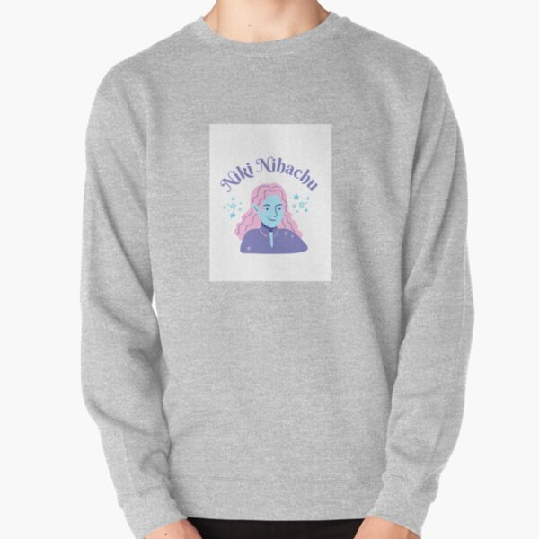 Niki Nihachu Pullover Sweatshirt RB0107 product Offical Nihachu Merch