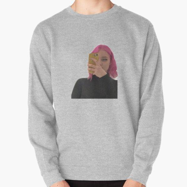 Niki nihachu pink hair  Pullover Sweatshirt RB0107 product Offical Nihachu Merch