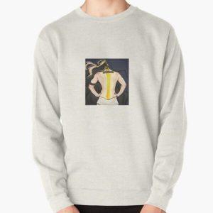 goddess niki's sword tattoo Pullover Sweatshirt RB0107 product Offical Nihachu Merch