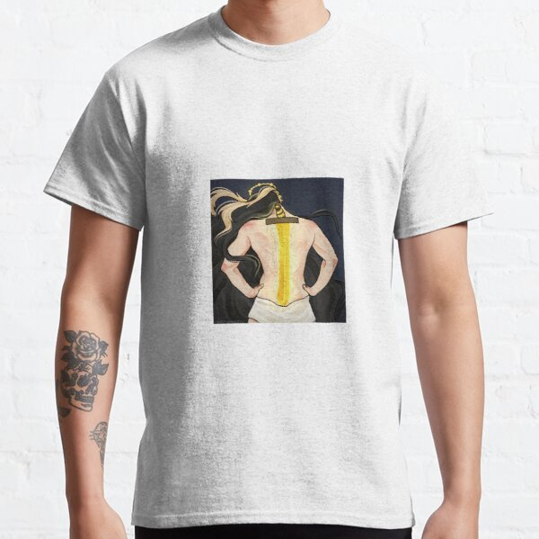 goddess niki's sword tattoo Classic T-Shirt RB0107 product Offical Nihachu Merch