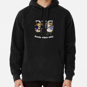 wilbur soot and nihachu mc skins  Pullover Hoodie RB0107 product Offical Nihachu Merch