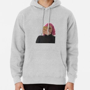 Niki nihachu pink hair  Pullover Hoodie RB0107 product Offical Nihachu Merch