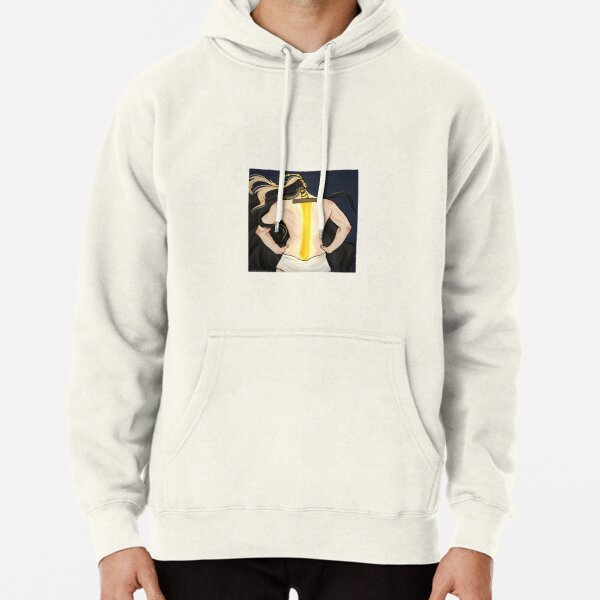 goddess niki's sword tattoo Pullover Hoodie RB0107 product Offical Nihachu Merch