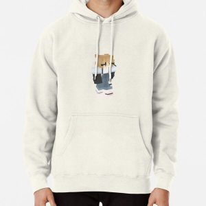 Niki nihachu minecraft skin  Pullover Hoodie RB0107 product Offical Nihachu Merch