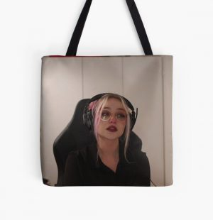 Niki Nihachu All Over Print Tote Bag RB0107 product Offical Nihachu Merch