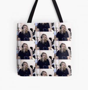Nihachu/Niki Design All Over Print Tote Bag RB0107 product Offical Nihachu Merch