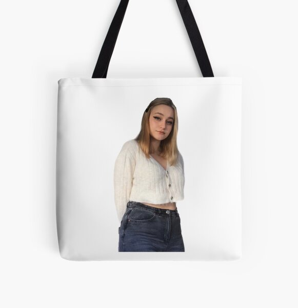 Niki nihachu cute All Over Print Tote Bag RB0107 product Offical Nihachu Merch