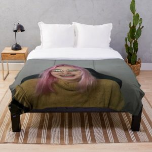 Niki Nihachu  Throw Blanket RB0107 product Offical Nihachu Merch