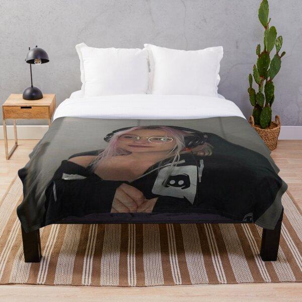 Nihachu | Niki | Dream SMP Throw Blanket RB0107 product Offical Nihachu Merch