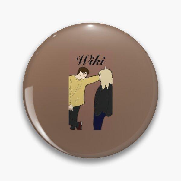 Wilbur and Nihachu (Niki) ART Pin RB0107 product Offical Nihachu Merch